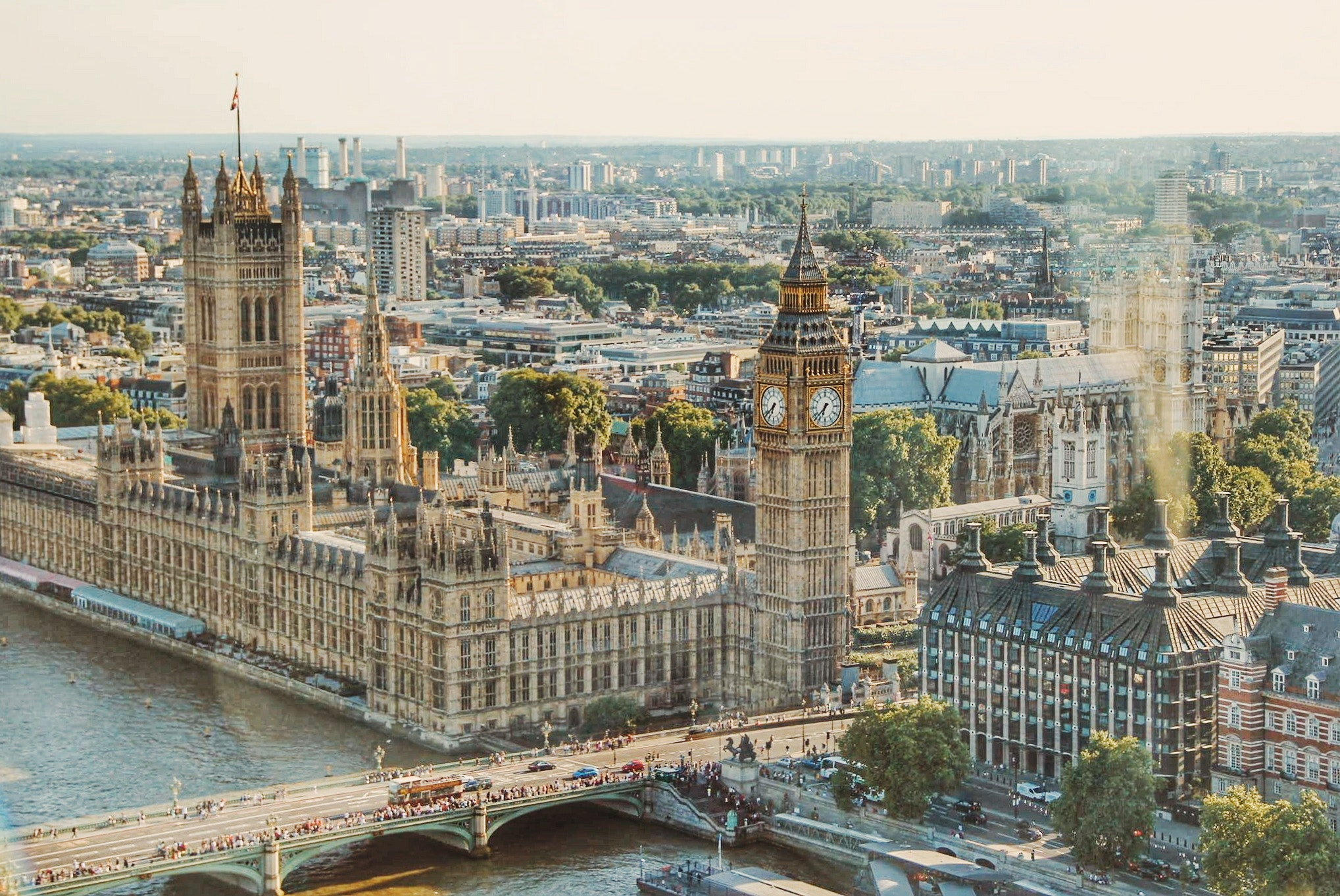 Flight Deal from San Francisco Area to London