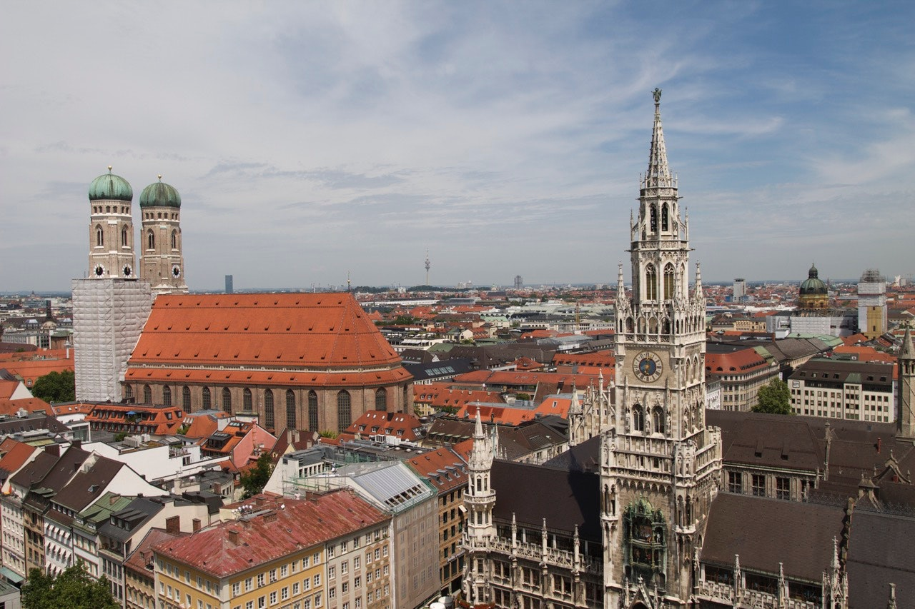 Flight Deal Round Trip From Dallas Area to Munich #dallas #munich #1week