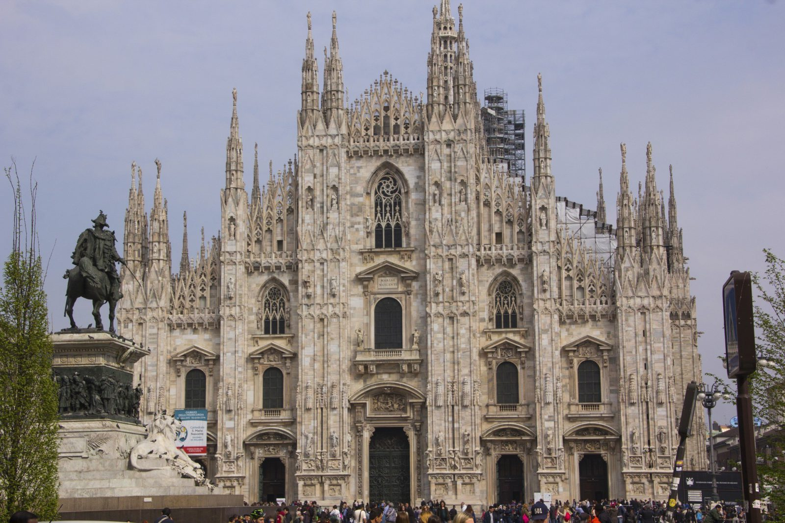 Flight Deal from New York Area to Milan Italy