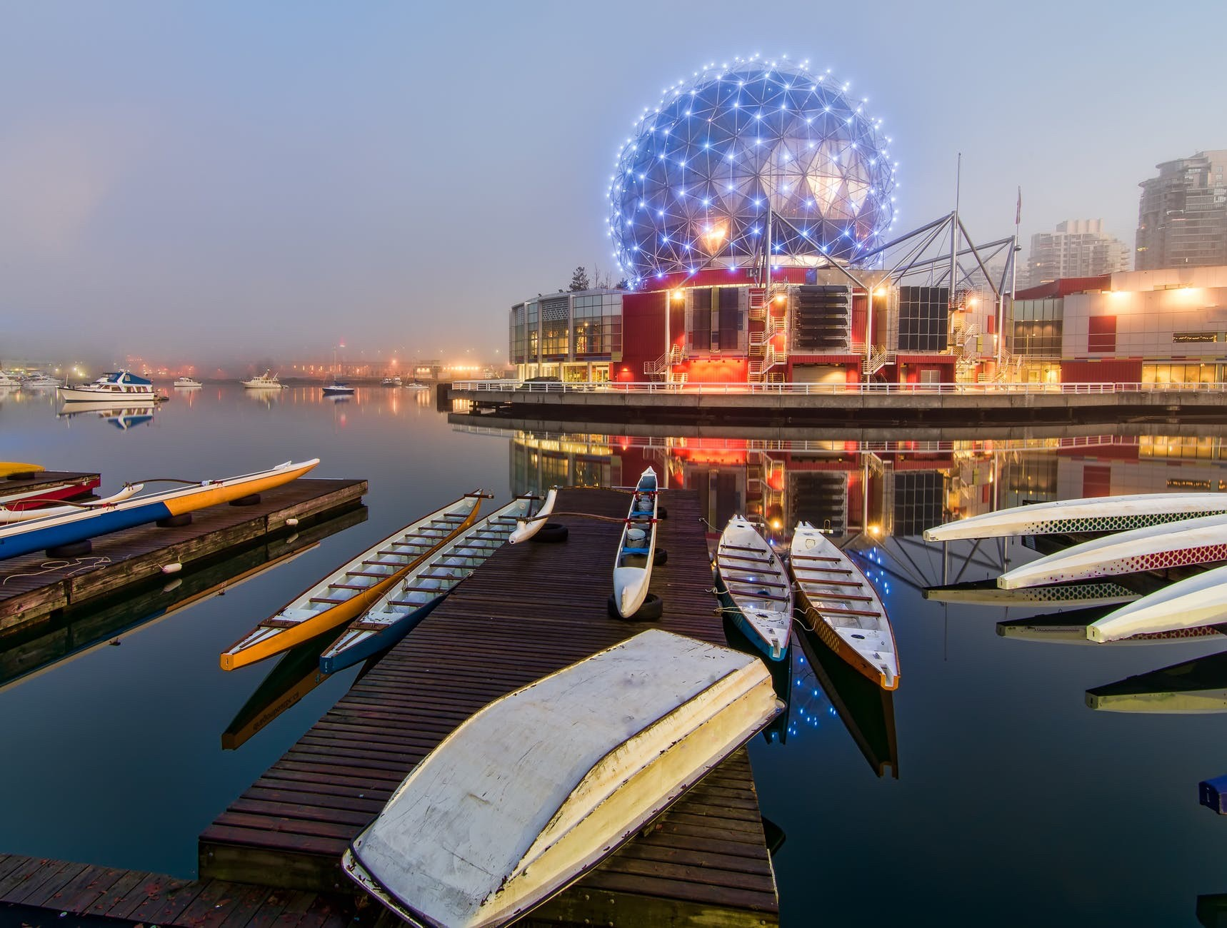 Flight Deal Round Trip From San Francisco Area to Vancouver #sanfrancisco #vancouver #1week